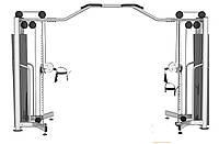 Тренажер блочная рамка грузоблочная (Кроссовер)+система FREEMOTION