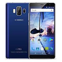 Смартфон M-Horse Pure 1 (3Гб/32Гб) blue, оригинал - гарантия!