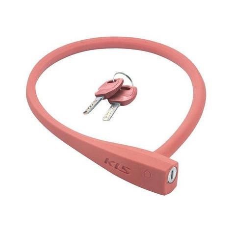 Замок KLS Sunny рожевий, фото 2