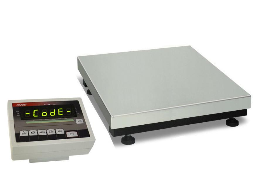 Товарные весы Axis BDU300-0607-С без стойки