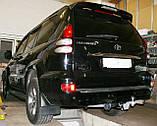 Фаркоп Toyota Land Cruiser Prado моделі j120 з установкою! Київ, фото 3