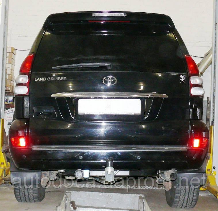 Фаркоп Toyota Land Cruiser Prado моделі j120 з установкою! Київ