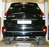 Фаркоп Toyota Land Cruiser Prado моделі j120 з установкою! Київ, фото 2