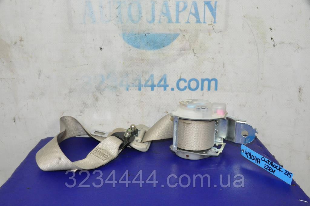 Ремень безопасности SUBARU OUTBACK 09-14 BR