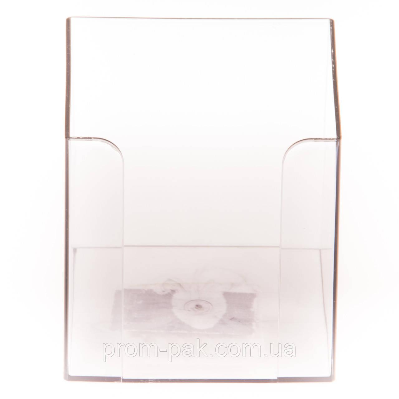 Куб настольный для бумаг