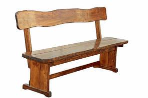 Изготовление лавок деревянных 1400*370