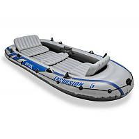 68325 Надувная лодка Intex PONTON EXCURSION 5 SET 366 X 168 X 43 CM