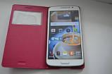 Чехол книжка на  Samsung Galaxy Grand 2 G7102 черный, фото 3