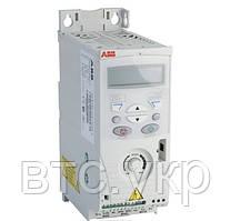Частотный Преобразователь ABB ACS150 0,37 кВт 1ф.