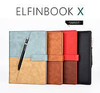 Elfinbook X умный многоразовый кожаный Смарт-блокнот