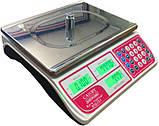 Торговые весы Camry ВТД 15 СС1, фото 6