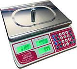 Весы торговые Camry ВТД 6 СС1, фото 4