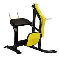 Тренажер для ягодичных мышц(радиальный)на свободных грузах