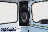 Стойки задние под колонки (к-кт 2шт) УАЗ 469