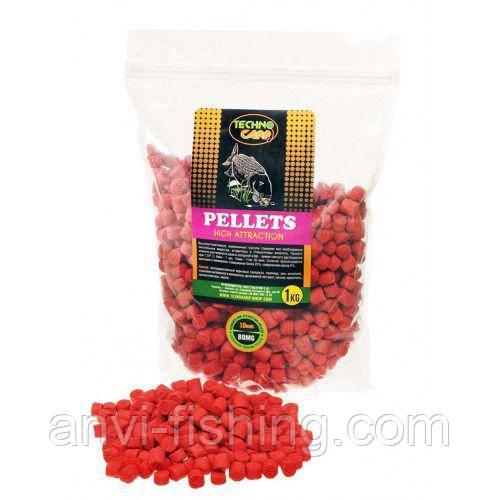 """Пеллетс Texnoкарп Flavored Carp Pellets - """"B.O.M.G"""""""