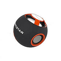 Портативная Bluetooth колонка мини динамик MP3/SD/FM Hopestar H46 Orange