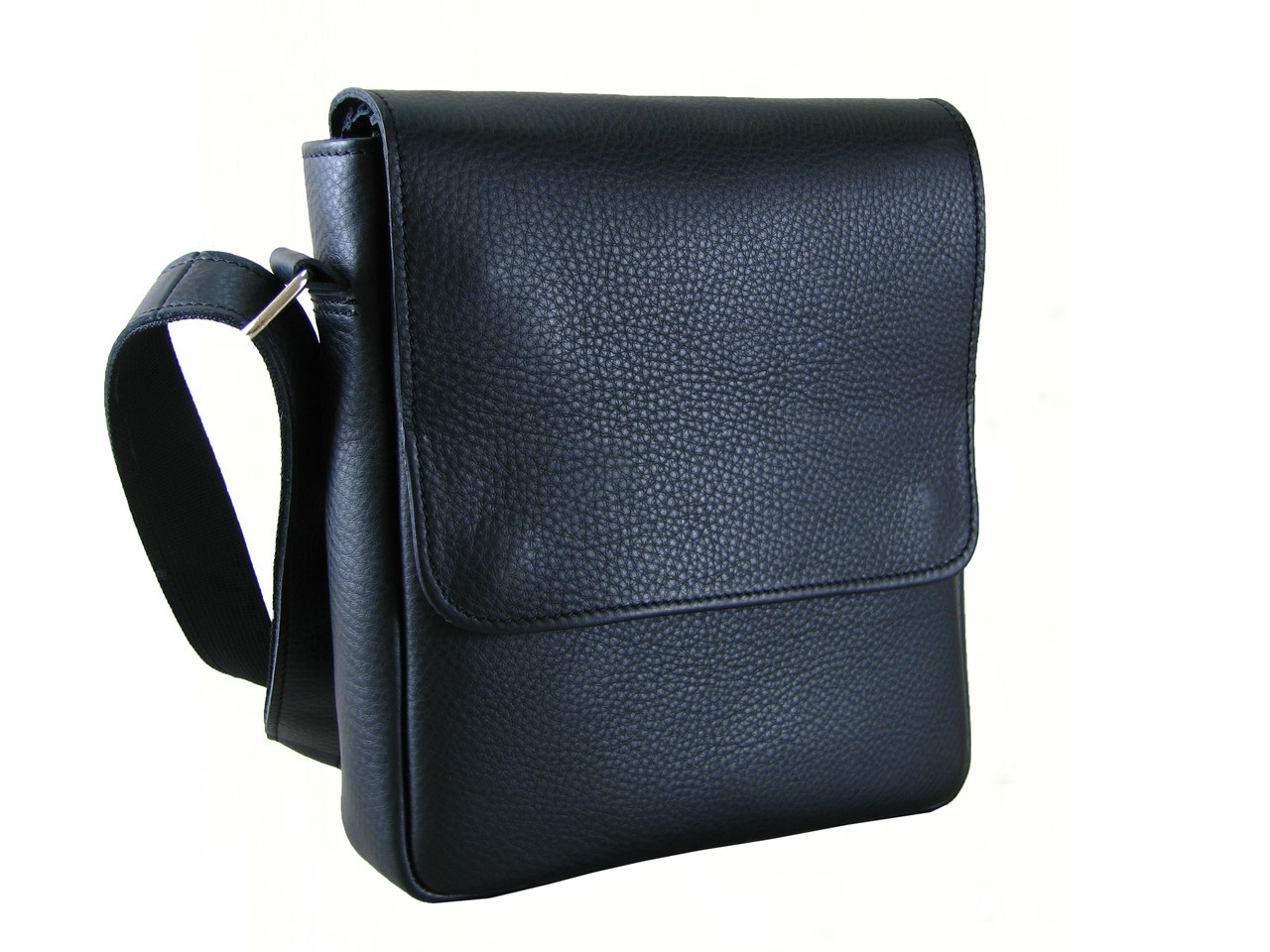 Мужская сумка барсетка GS черная