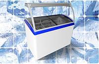 Витрина для мягкого мороженого