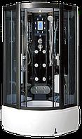 Гидромассажный бокс (гидробокс) Caribe HQ040/Rz 120x120, 1200x1200x2250 мм