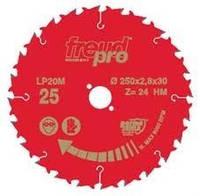 Пила дисковая LP20M 025 250d30z24 Freud