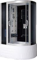 Гидромассажный бокс (гидробокс) Caribe F020L 120x82 (левый), 1200x820x2150 мм
