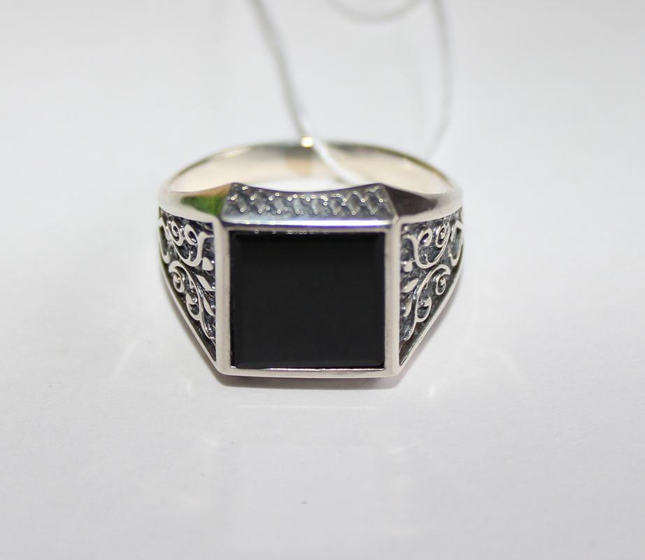 Мужской серебряный перстень Вианор