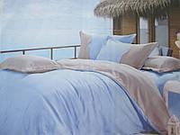 Двухцветные постельные комплекты для сна