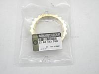 Кольцо синхронизатора КПП на Рено Мастер > (задней передачи) — Renault (Оригинал) - 326041339R