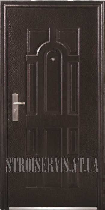 """Китайские входные двери """"Двери Оптом""""  ТР-С 17 эконом"""