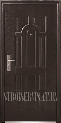"""Китайские входные двери """"Двери Оптом""""  ТР-С 17 эконом, фото 2"""