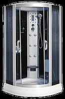 Гидромассажный бокс (гидробокс) Caribe F124, 900x900x2150 мм