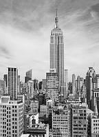 Фотообои на стену Эмпайр Стейт Билдинг, 183х254 см, фото 1