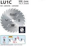 Пила Freud LU1С 1300 400*4.0*2.8*30 z34 для продольно-обрезных, многопильных и циркулярных станков