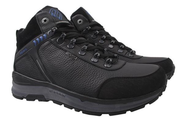 Ботинки Brave натуральная кожа, цвет черный