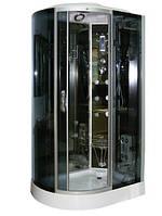 Гидромассажный бокс (гидробокс) Caribe X064R (правый), 1200x800x2150 мм