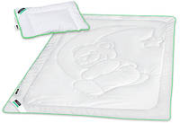 Комплект детский одеяло и подушка с Тенцелем Sonex™