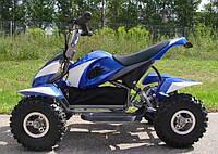 Электро квадроцикл HB-6 EATV 800-4-1 мотор 800W, 36V 3 аккум 12A/12V, 30км/ч, вес до 100кг