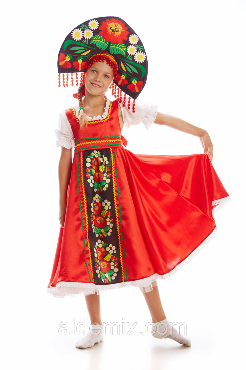 фото русский костюм