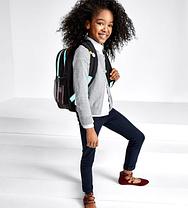 Школьные штаны темно-синиена девочку 10-12 лет Skinny Chino Pants The Children's Place (США)