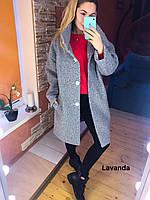 Женское стильное пальто, фото 1