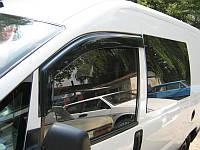 Дефлекторы дверей (ветровики) Citroen Jumpy 1996-2006