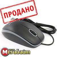 Мышь ProLogix PSM-100B; Black/Grey USB 1,5m