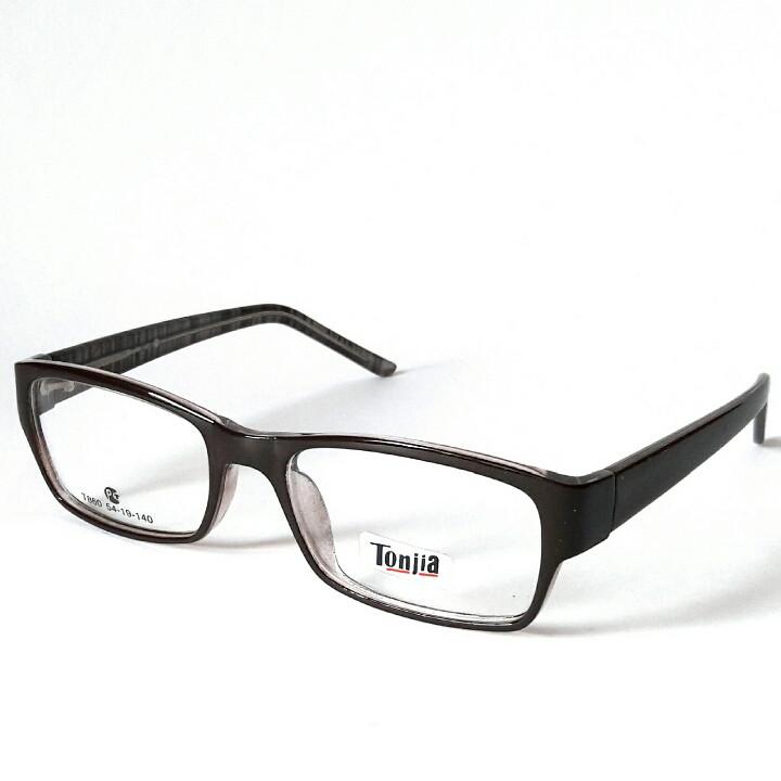 Очки заказать для зрения, женские, в пластиковой оправе по любому рецепту, Tonjia