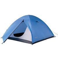 Трехместная туристическая палатка HIKER 3 KING CAMP, фото 1