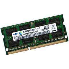 Память для ноутбука  DDR3 4GB