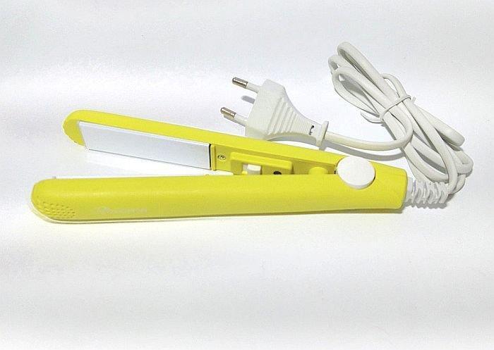 Утюжок щипцы для волос Progemei  gm-2990, yellow