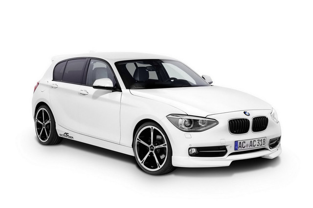 BMW 1 2006-2012