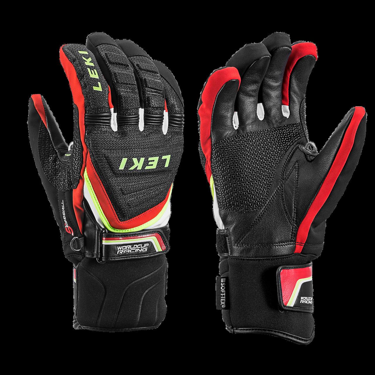 Перчатки для слалома Leki Race Coach C-tech S