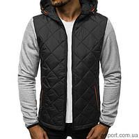 Куртка осенняя мужская J.Style KS1892 серая XXL