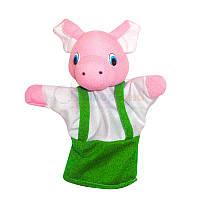 Кукла-перчатка «Поросенок»